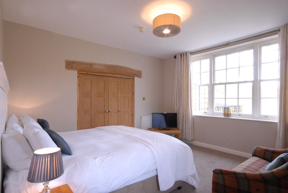 4 star boutique double rooms at Losehill House Hotel and Spa