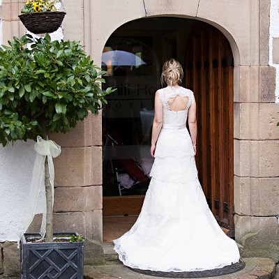 wedding packages bride losehill peak district derbyshire