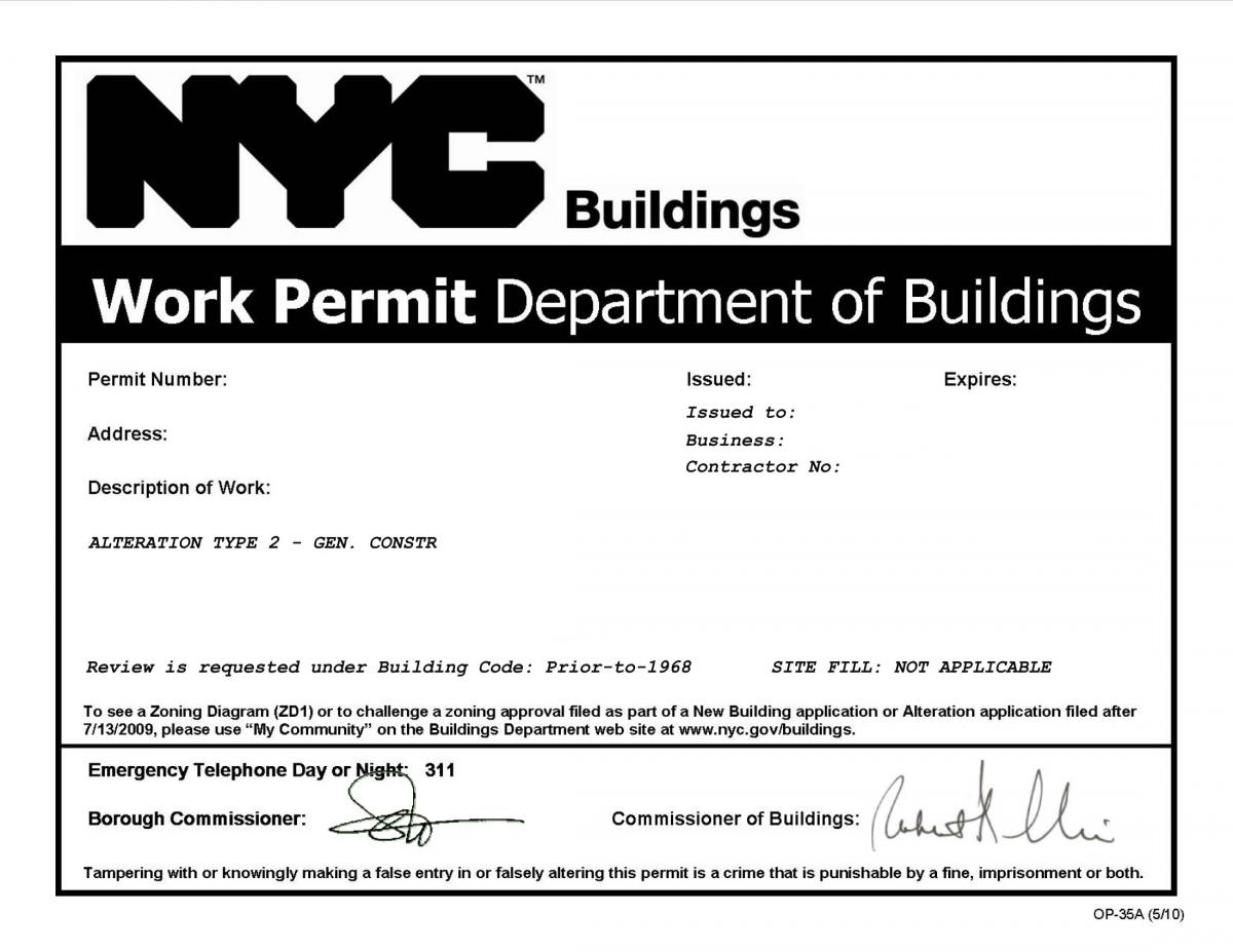 Permits 101 Everything You Need To Know Fsi Architecture Pc