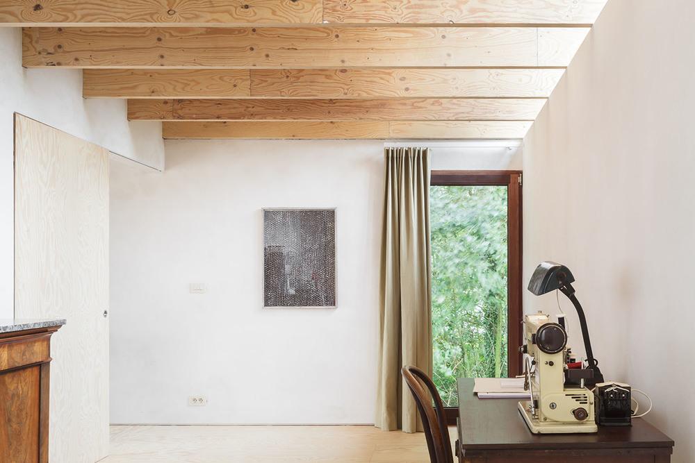 VAN GELDER TILLEMAN architecten - atelierwoning C