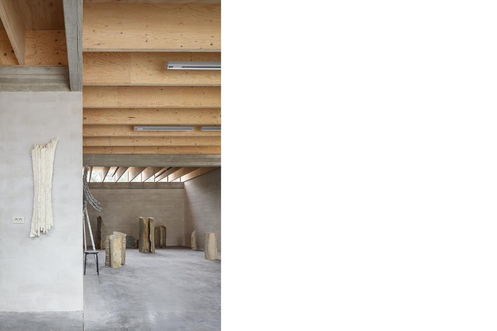 Van Gelder Tilleman Architects - Atelierwoning C