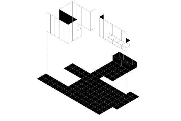 VAN GELDER TILLEMAN architecten - appartement VDH