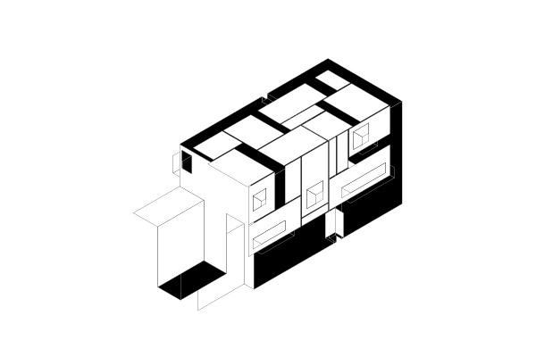 VAN GELDER TILLEMAN architecten - shop J