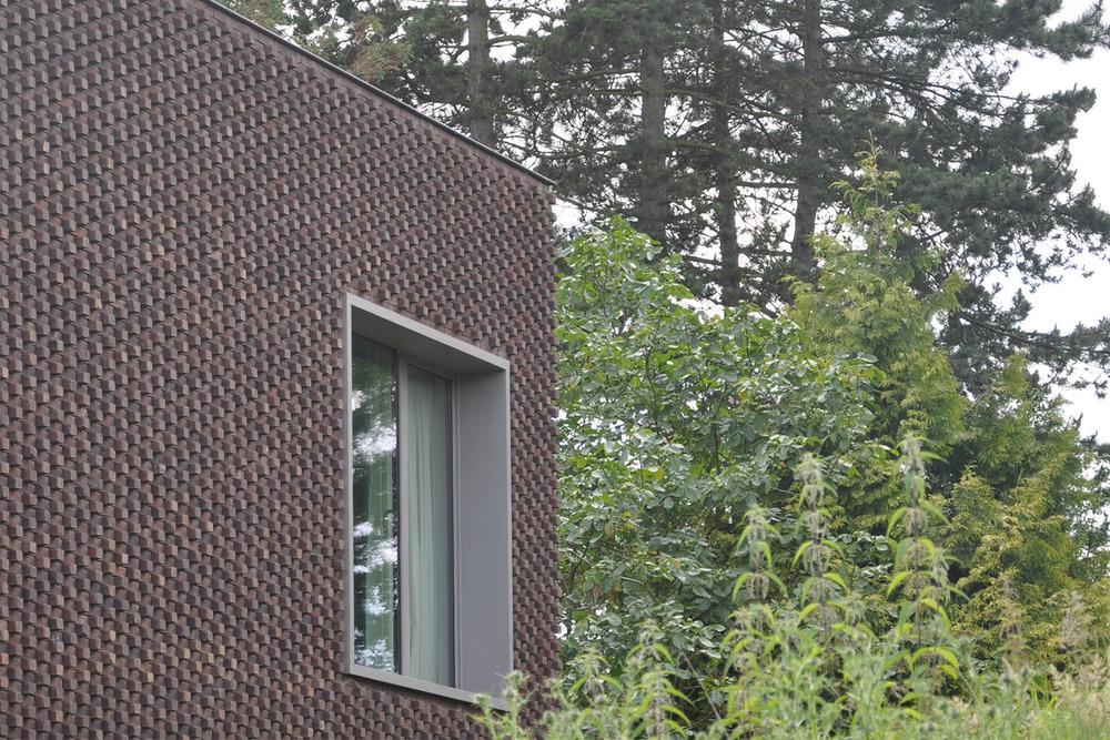 VAN GELDER TILLEMAN architecten - woning K-DS II