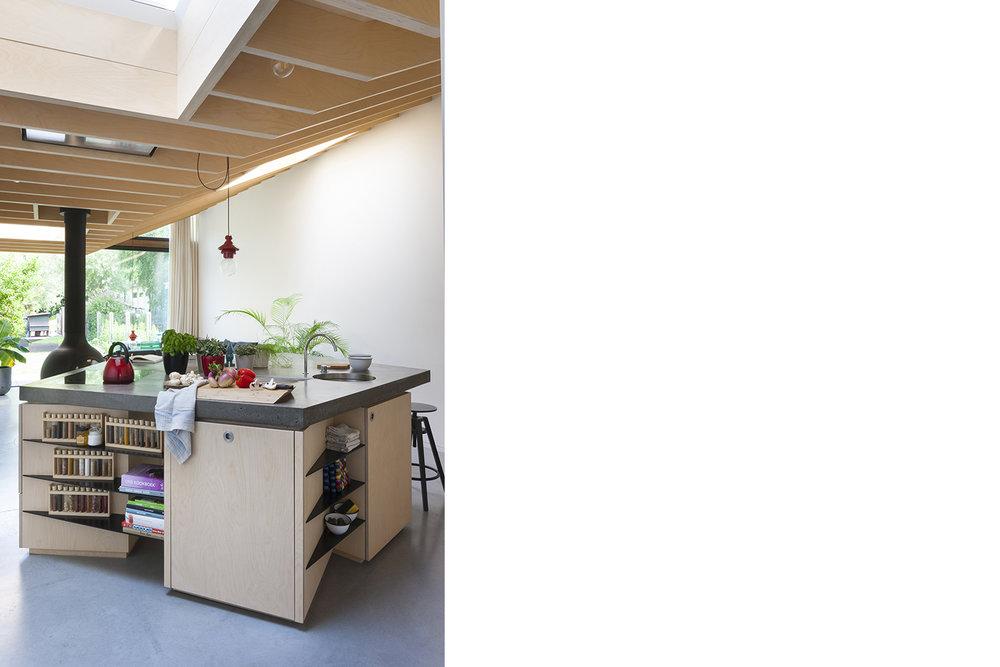 VAN GELDER TILLEMAN architecten - woning T - image Liesbet Goedschalckx