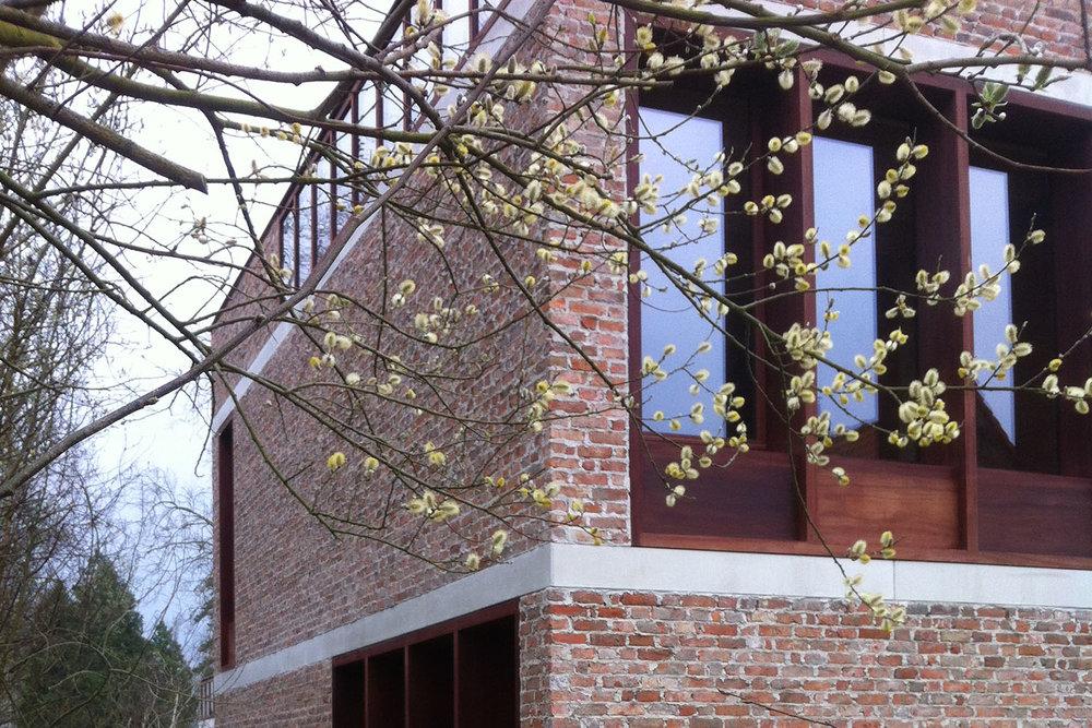 atelierwoning C - image: © Van Gelder Tilleman