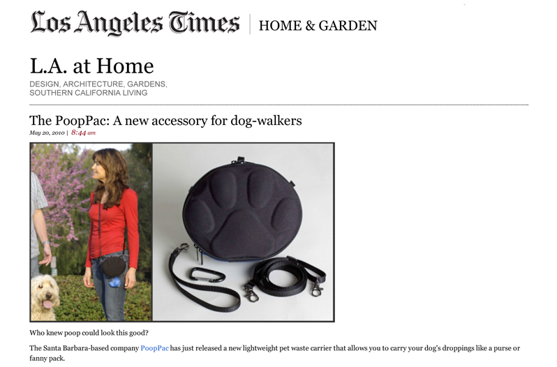The PoopPac_ A new accessory for dog-walkers - latimes-1.jpg