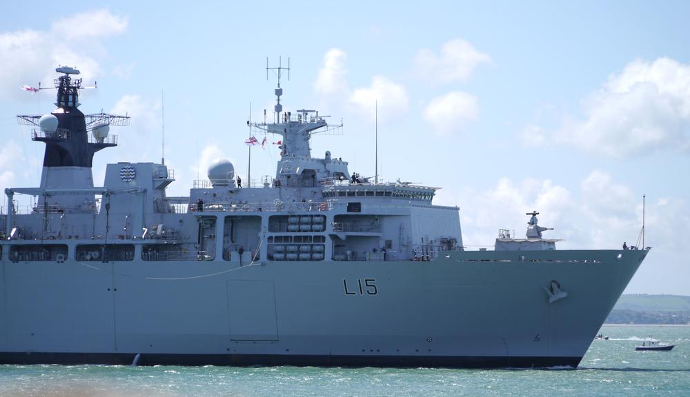 D-Day 70 HMS Bulwark