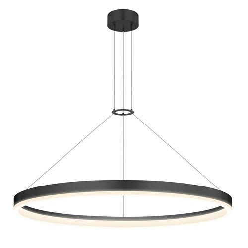 Corona LED Pendant Light by Robert Sonneman