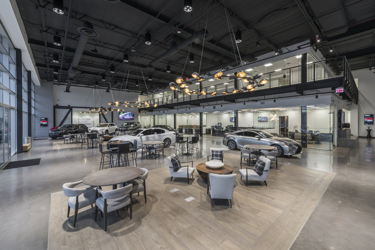 Earnhardt Lexus — Anne Sneed