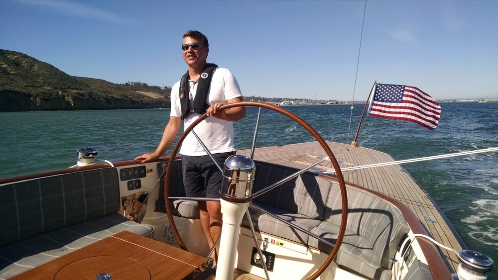 Gentleman's Day Sailer