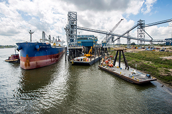 THE PORT OF GREATER BATON ROUGE