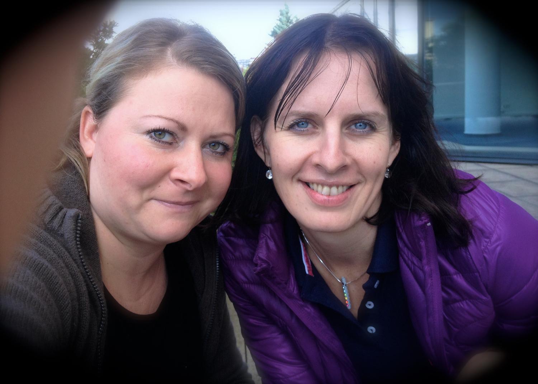 Katka a Olga
