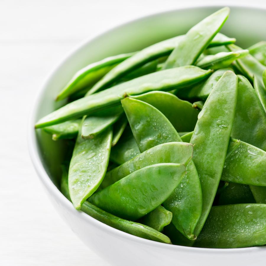 Honey-Seared Sugar Snap Peas