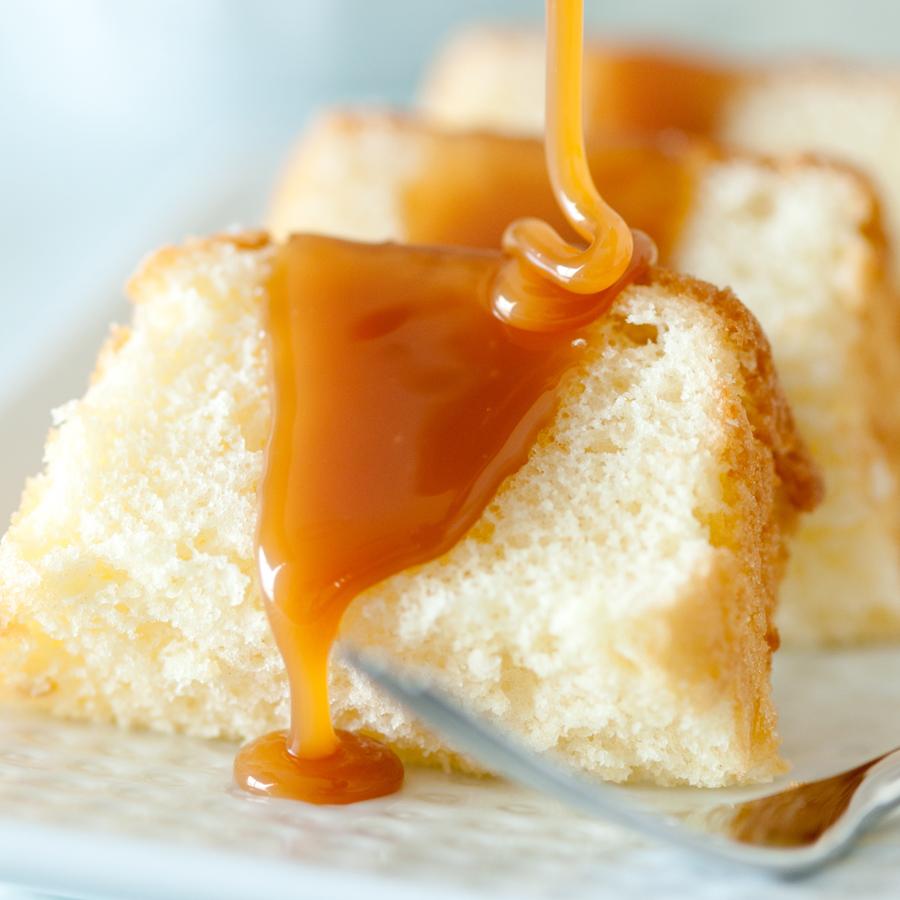 Honey Caramel Sauce
