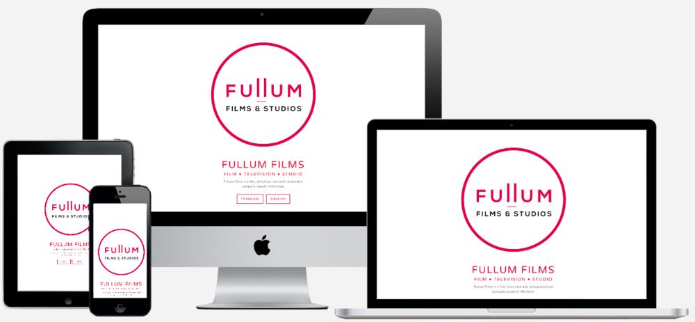 FULLUM FILMS         — VIEW PROJECT ➤