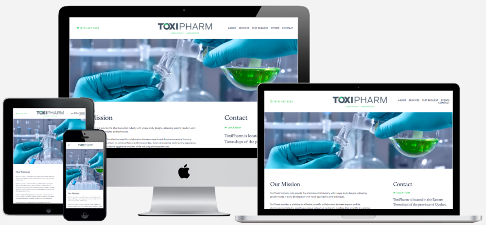 TOXIPHARM    — VIEW PROJECT ➤