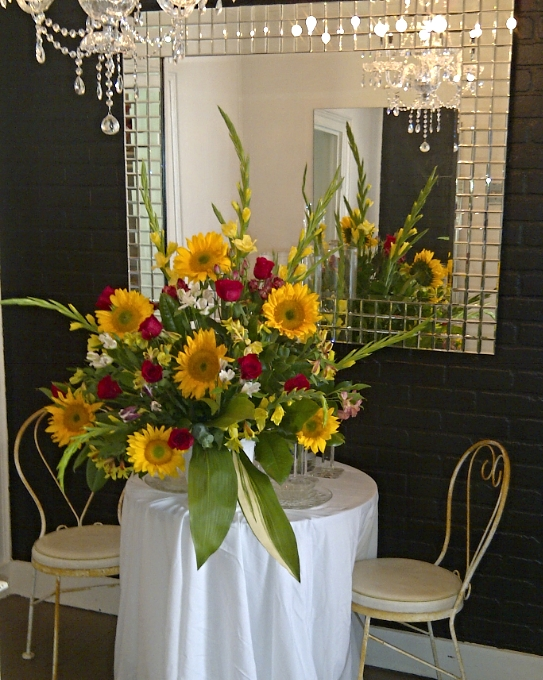 Sunflowers  | Raleigh Special Occasion Florist | Flowers by Kyle