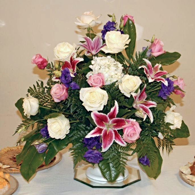 Classic Elegance Arrangement  | Raleigh Special Occasion Florist | Flowers by Kyle