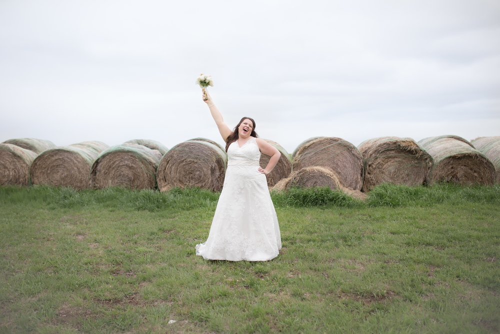 I LOVE how this image perfectly captures Shauna's personality and enthusiasm for this new chapter of her life!