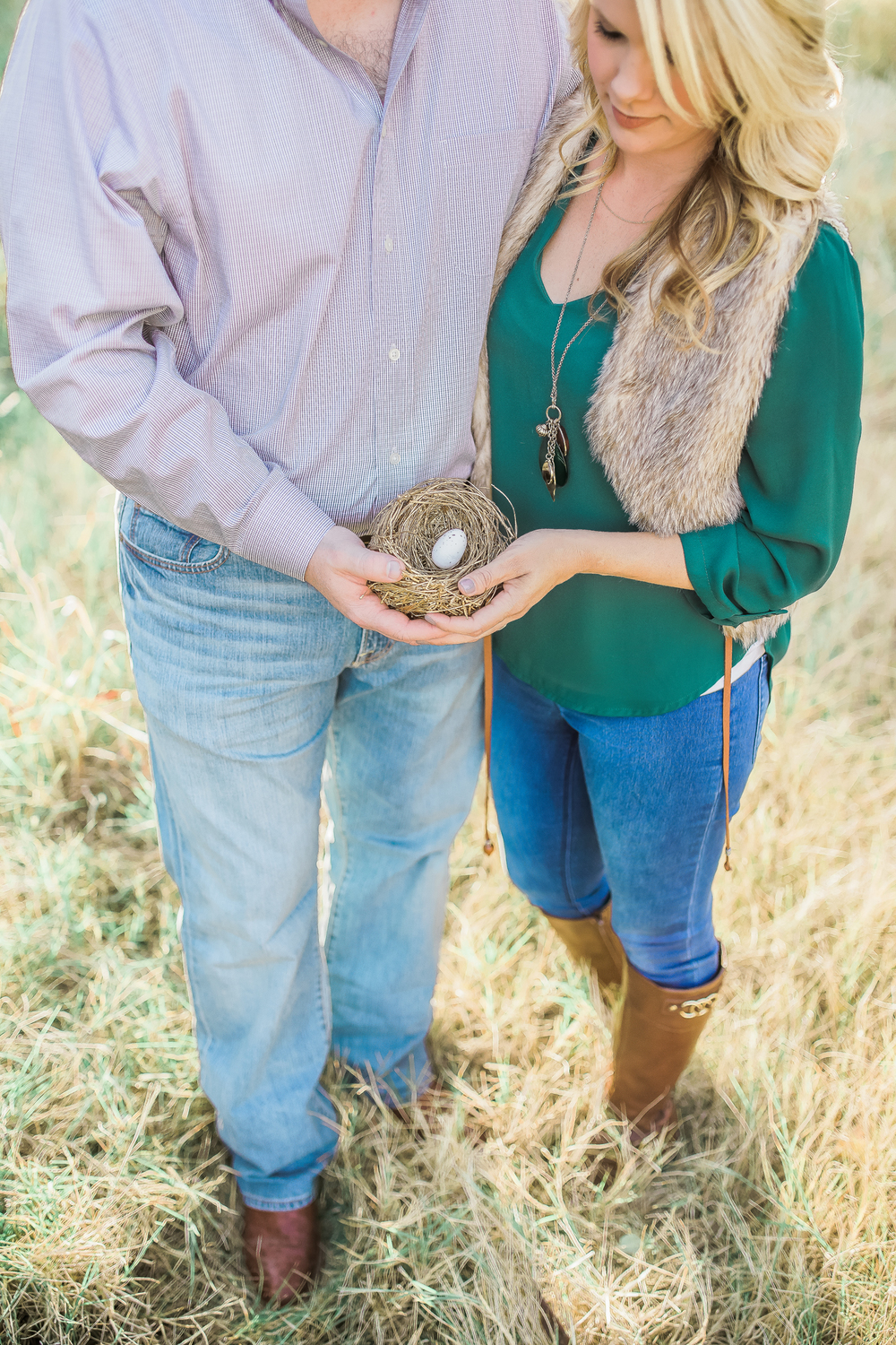 Kamerbeek Family Pregnancy Reveal