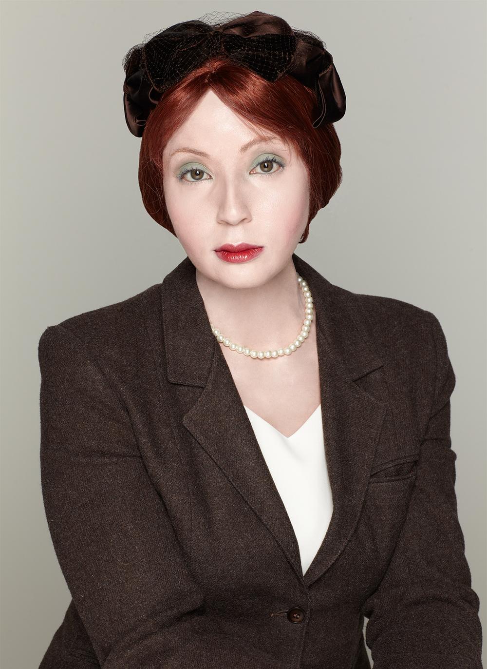 Estelle, 38yrs. (2013)