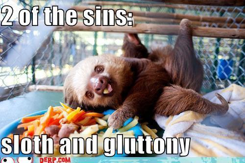 But the CUTEST of the sins!