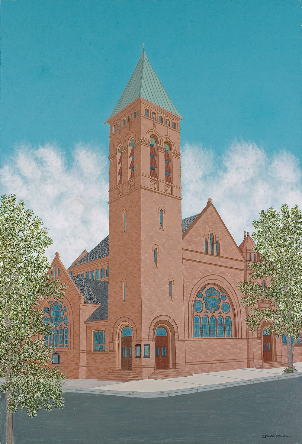 First Presbyterian Church of Albany
