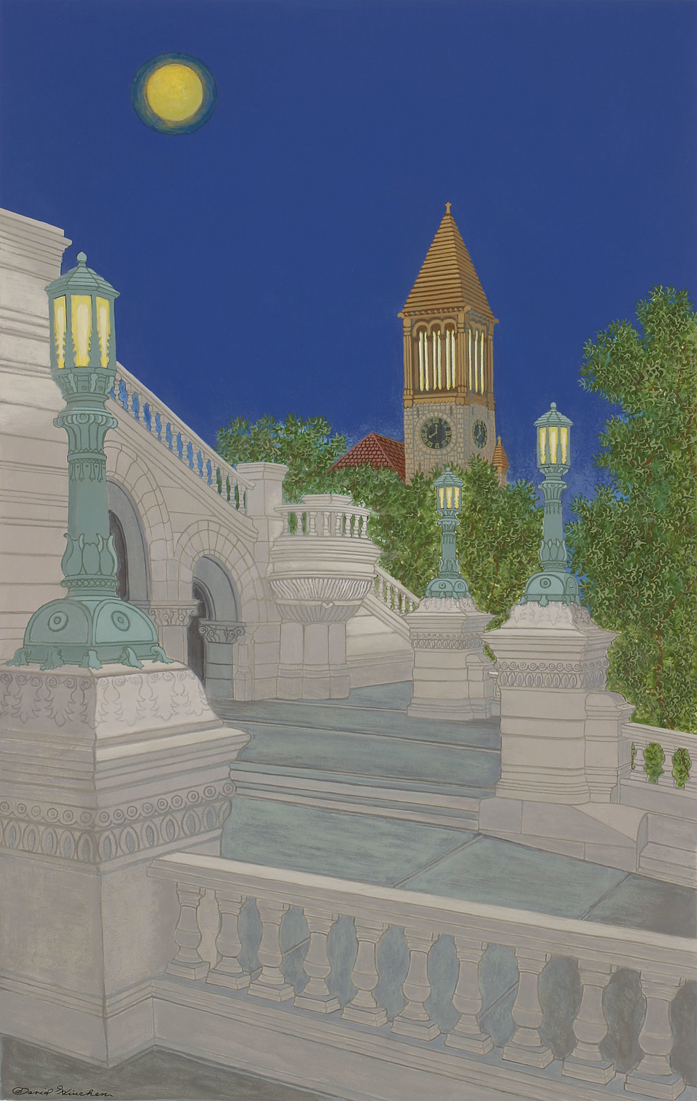 Lamplight, Capitol Steps - Albany, New York