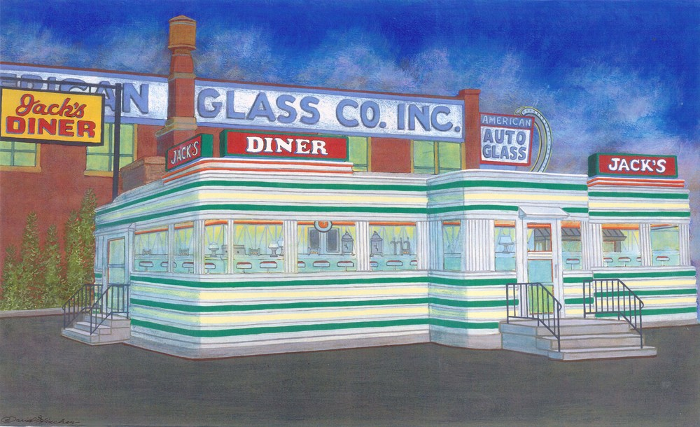 Jack's Diner - Albany, New York