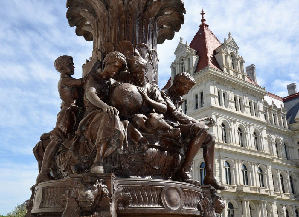 New York State Capital - Albany