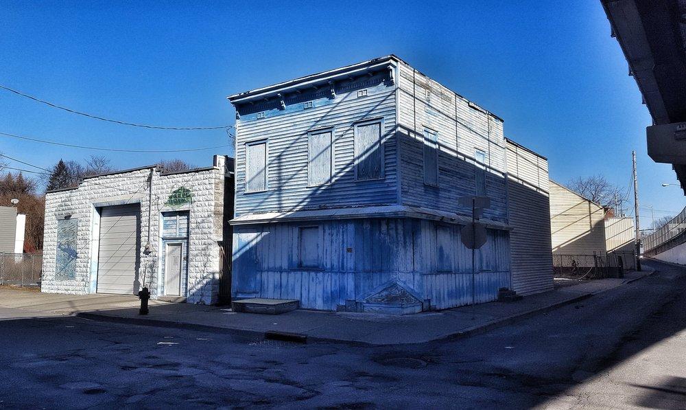 Elk Street - Albany, New York