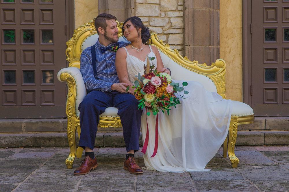 Wedding photographer in Las Colinas