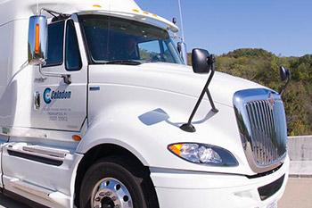Celadon Company Driver Truck