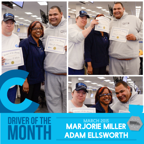 march 2015 team drivers of the month