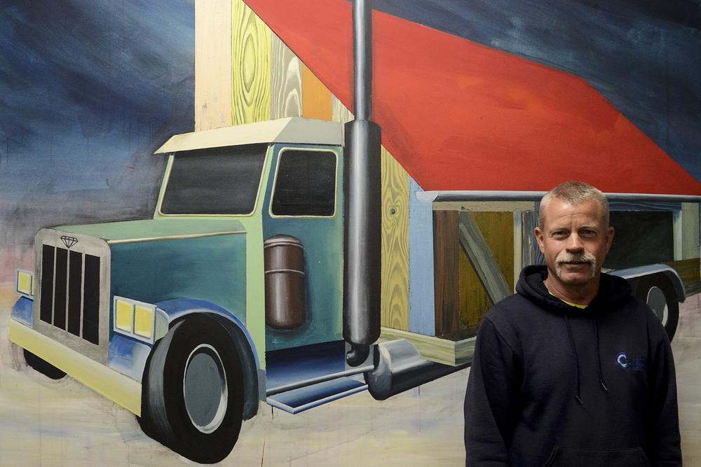 Jerry Irvine - 30 years 2