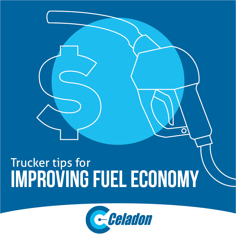 Trucker Tips for Improving Fuel Economy