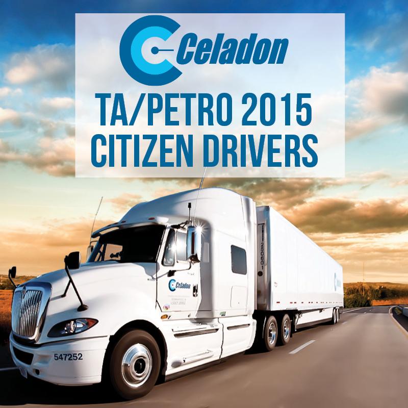Celadon Citizen Driver Nominees 2015