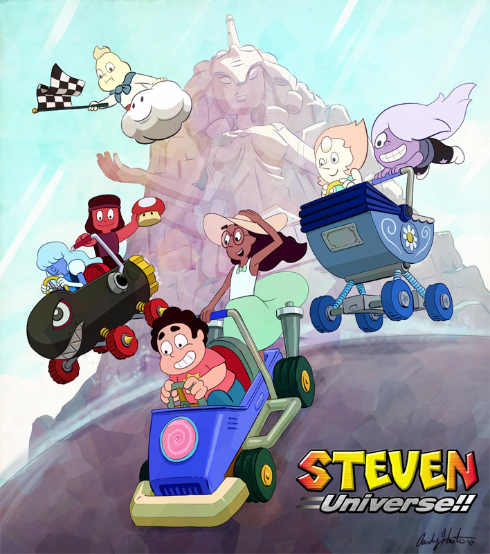 Steven Universe Double Dash Andy Hunter.jpg
