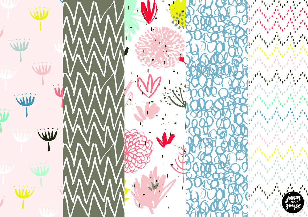 Pattern Development Hallmark