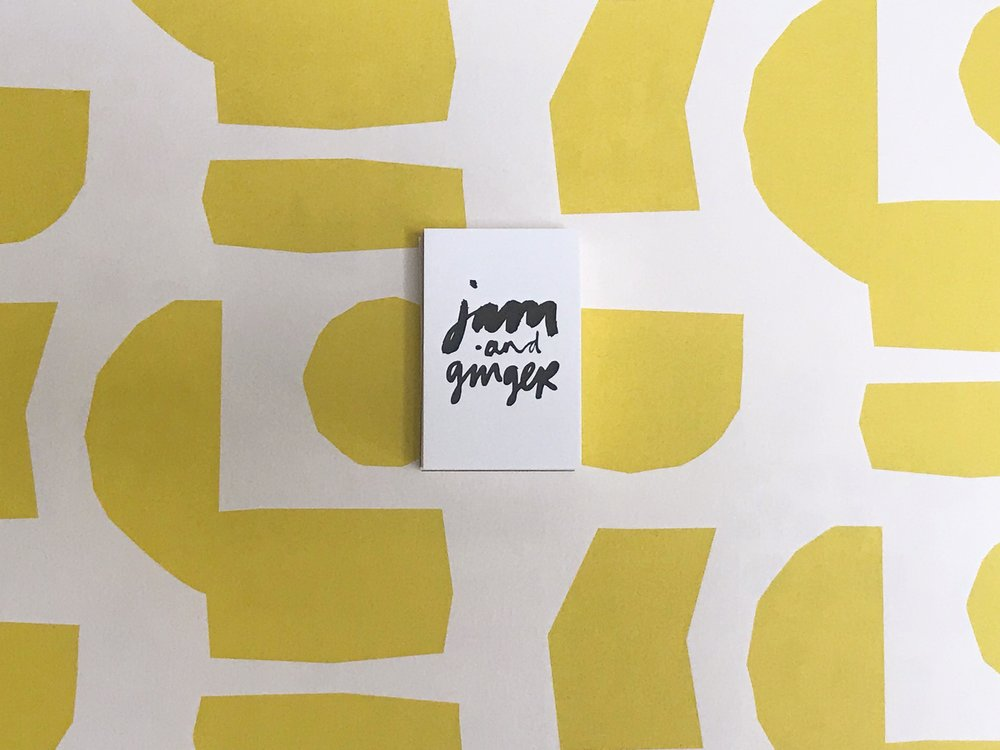 Jam & Ginger logo