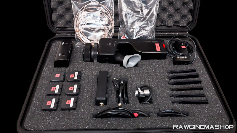 RawCinemaRental: Compact/Complete A-Cam dII Rental