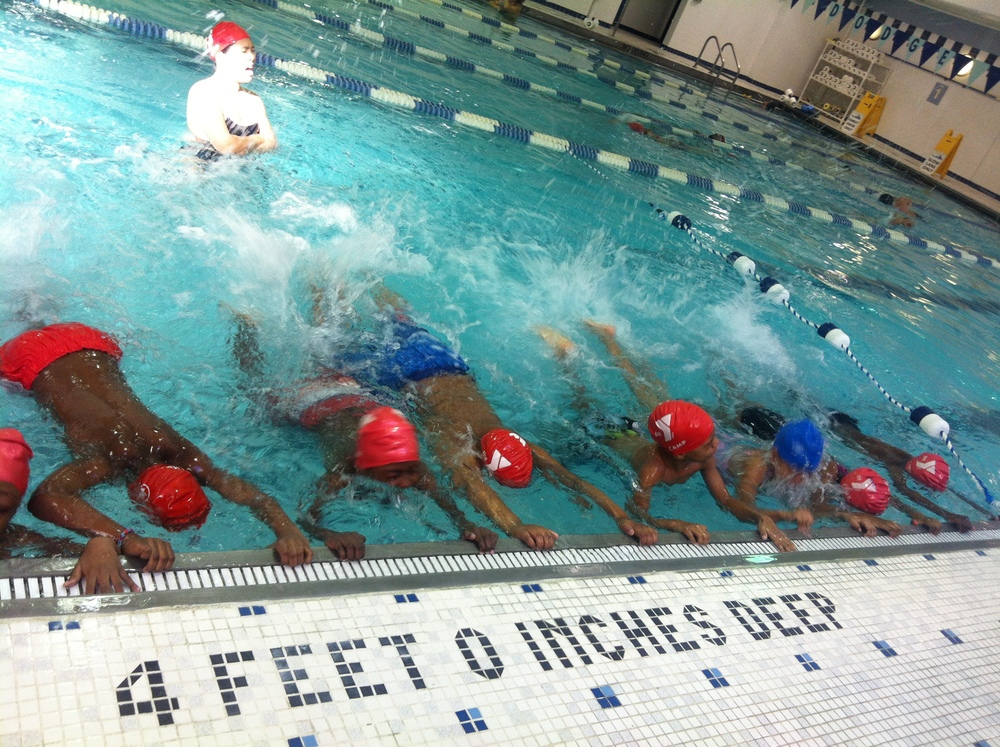 "The YMCA— ""America's Swim Instructor""— seeks to ensure that every NYC public school 2nd grader has the opportunity to participate in free swimming and water safety lessons."