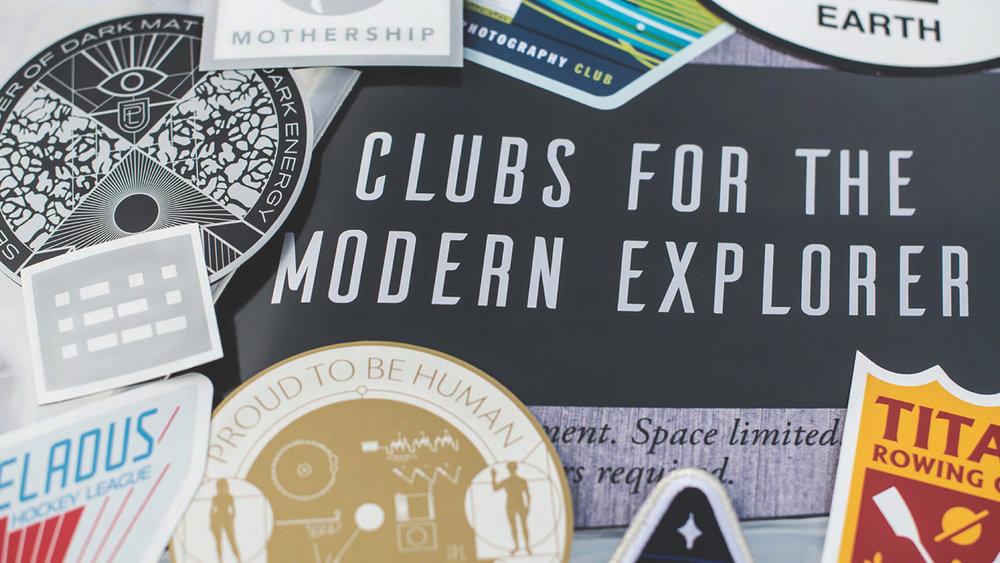 Clubs For the Modern Explorer, JPL