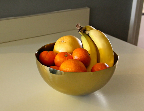 Selecting A Fruit Bowl Redefining Domestics