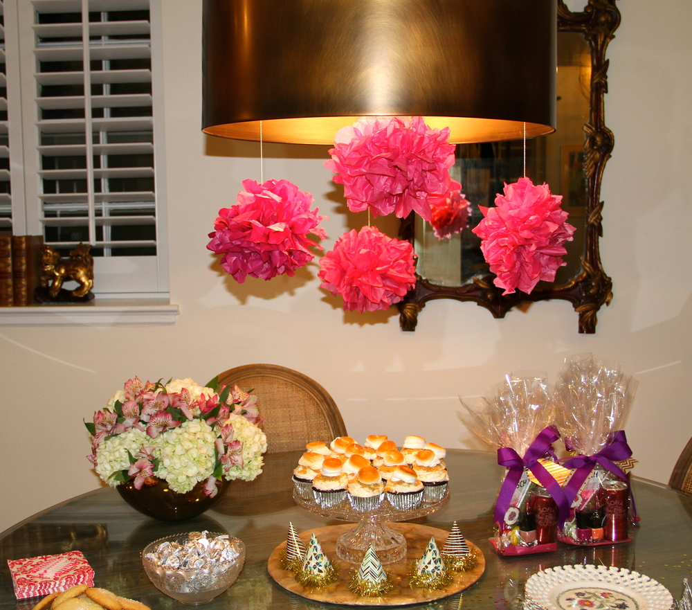 Throwing a Birthday Party at Home — Redefining Domestics
