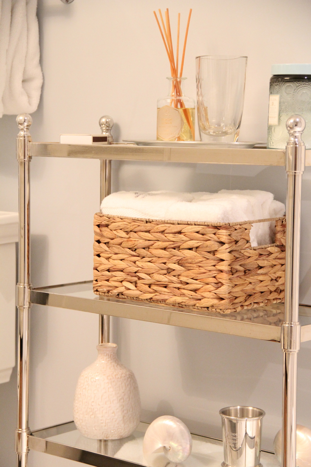Bathroom Decor and Storage Solutions — Redefining Domestics