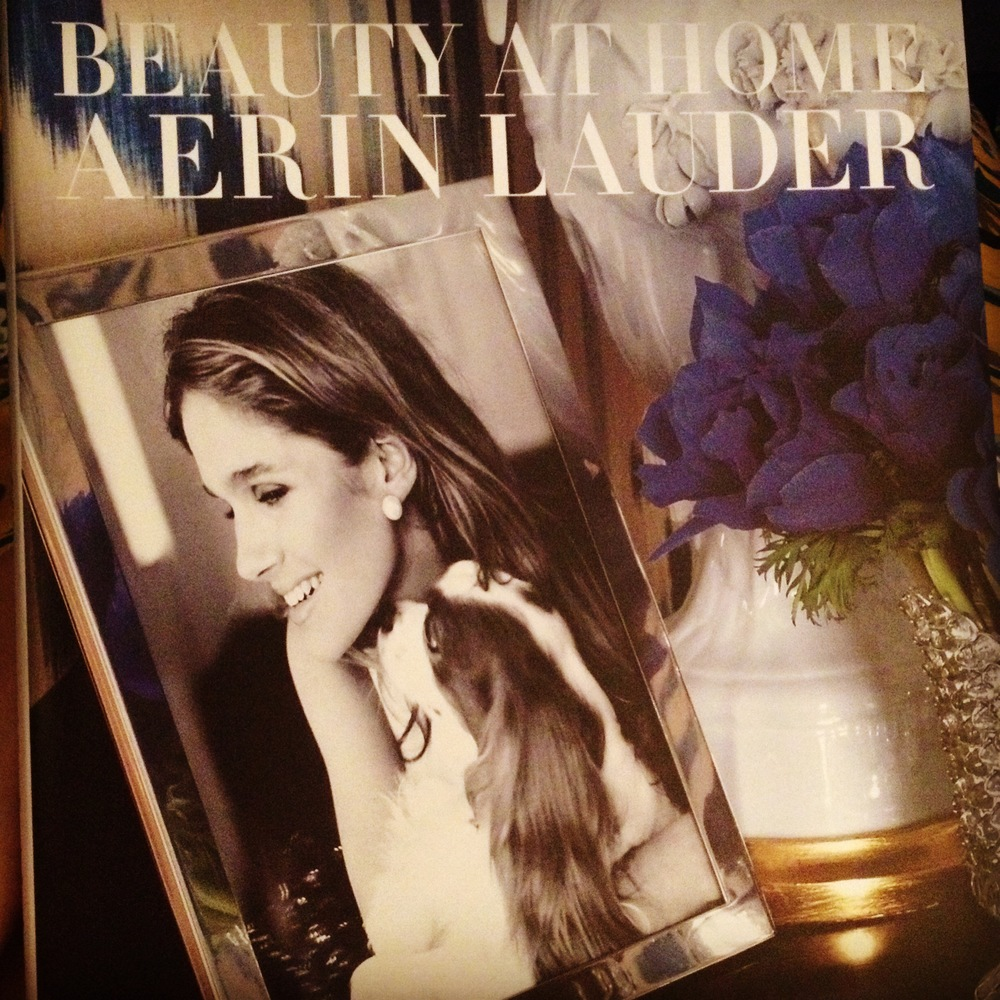 Beauty at Home Aerin Lauder.JPG