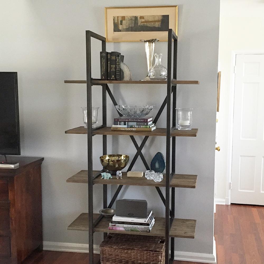 Bookshelf Decor thoughts on bookshelf decorating — redefining domestics