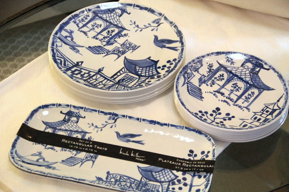 Staying true to form with my undying love for all things chinoiserie these melamine plates (pictured above) are an absolute must. & Summer Entertaining Essentials u2014 Redefining Domestics